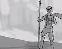 The Man Who Planted Trees (Re-envisioning) Animatic