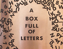 A Box Full of Letters