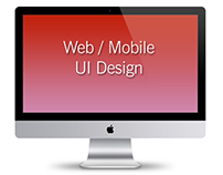 Web/Mobile UI Design