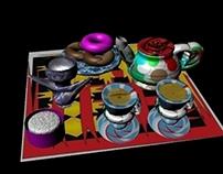 3D AutoDesk Maya