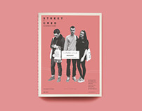 Street-Cred / Magazine
