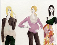 Maternity Collection A/W 14 - Fall 2012