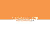 Alexander Leck Product Design Portfolio