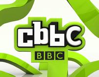CBBC Redesign 2011