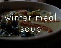Soup set | Winter meal soup