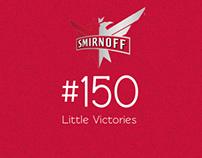 Smirnoff  - Little Victories