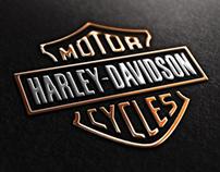 Harley Davidson's iBook
