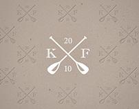 Kanue & Foster / Brand Identity