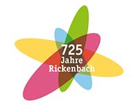 725 Jahre Rickenbach