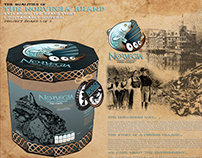 Packaging Design for Norwegian Premium Fishcakes