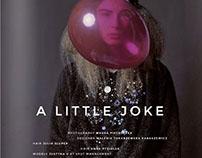"""A LITTLE JOKE"" NeverLazy Magazine Winter 2014"