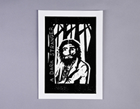 Lino Prints & Illustrations