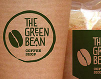 The Green Bean coffee shop