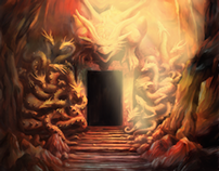 Dragon cave 3 of 3