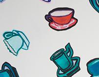 Surface Design/Textiles Work