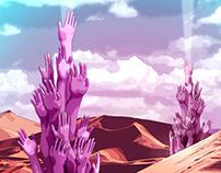 Desert Hands