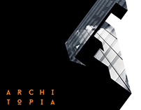 ARCHITOPIA Lecture Series Poster & Brochure Design