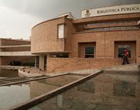 Virgilio Barco Library, Bogota, Colombia