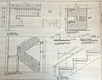 Interior Building Systems Drawing Set