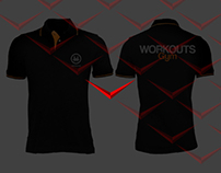 WORKOUTS GYM, branding project
