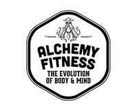 Branding - Alchemy Fitness
