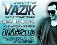 Underclub Parties Cancun