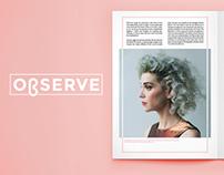OBSERVE indie mag