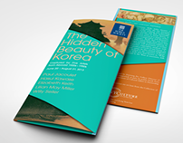 The Hidden Beauty of Korea: Exhibition Brochure