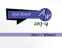 Autumn Winter-2013-14 Style Board
