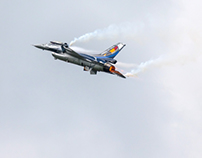 F-16 Falcon Belgian