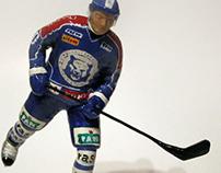 Tom Zanoski / hockey player