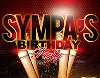 SYMPA'S Birthday Party