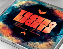 Techno Nights Live Vol.2 CD Album Artwork