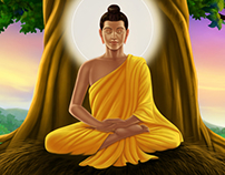 Buddha Comic