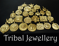 "Dhokra "" Tribal Jewellery"