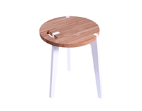 CANNE - Tabouret
