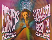 Los Remotos + Cabalgata Cósmica
