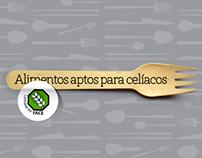 FACE / Alimentos aptos para celíacos