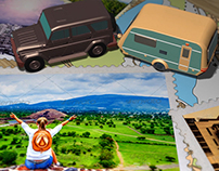 Travel Memoirs Photo Album