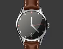 Smart watch concept mock-up