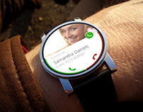 Smart Watch UI/UX