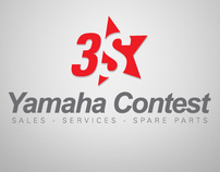 Yamaha 3S Contest Logo
