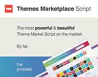 TMS - Themes Marketplace Script - Process