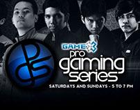 Pro Gaming Series Banner