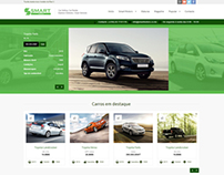 Smart Motors Website Proposal