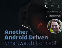 Another Smartwatch Concept