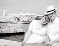 Dmitry y Olga: la boda en Cuba, 29.11.13