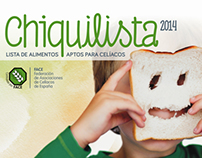 FACE / chiquilista 2014