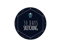 30 Day Challenge / Sketching