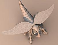 Lexx Moth Shuttle